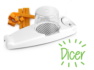 Always Fresh Dicer ™