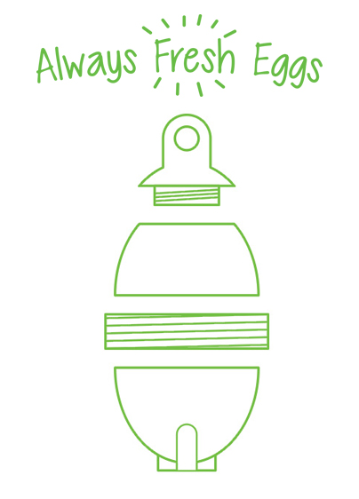 Always Fresh Eggs™ - Always Fresh Kitchen ™