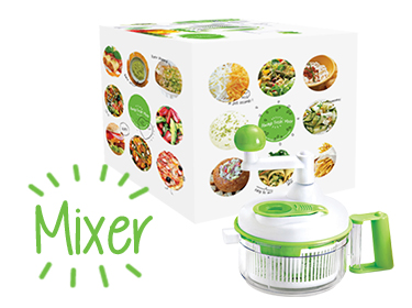 Always Fresh Mixer ™