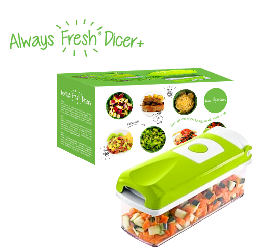 Always Fresh Dicer+ - Always Fresh Kitchen ™