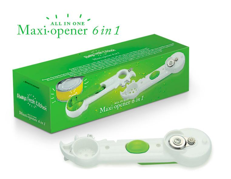 Maxi Opener 6in1™ - Always Fresh Kitchen™