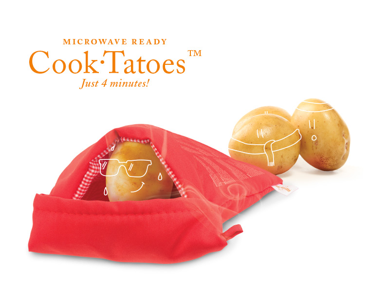 Cook Tatoes™ - Always Fresh Kitchen™
