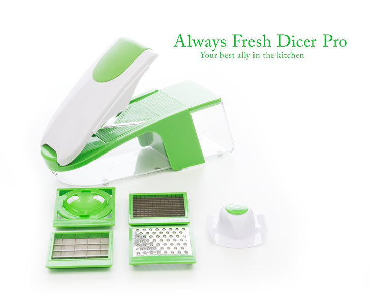 Always Fresh Dicer Pro ™ - Always Fresh Kitchen™