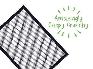 Amazingly Crispy Crunchy