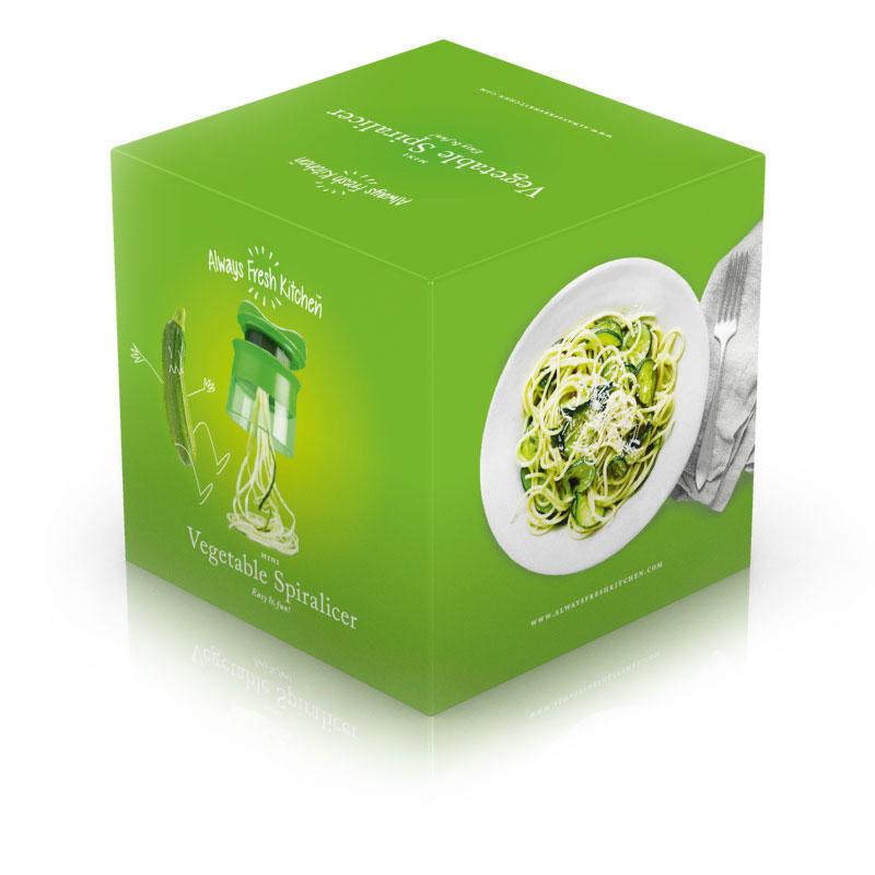 Vegetable Spiralizer pack